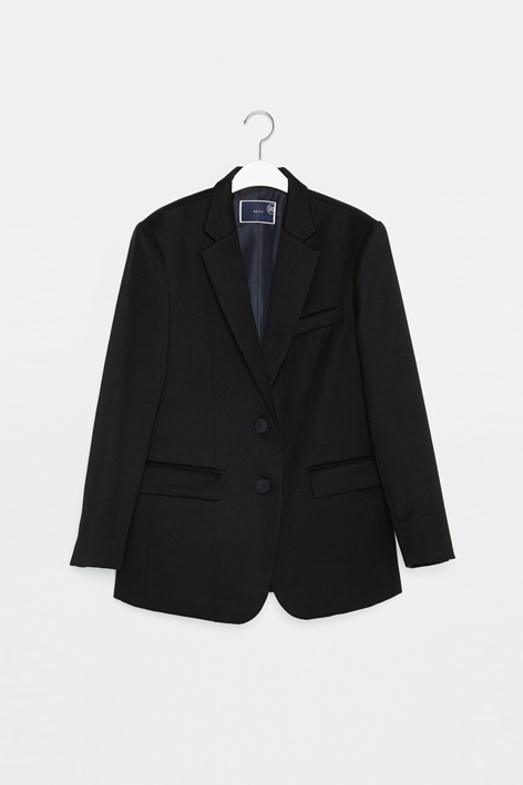 16FW WOOL SUIT JACKET